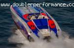 2003 Nor-tech 3600 Supercat: Perfect Storm.