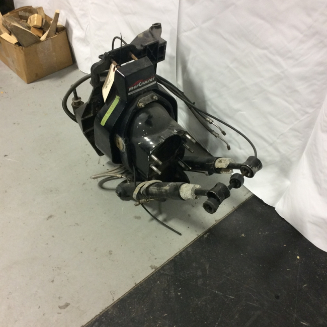 bravo transom assembly drives gt price 1 600 double r