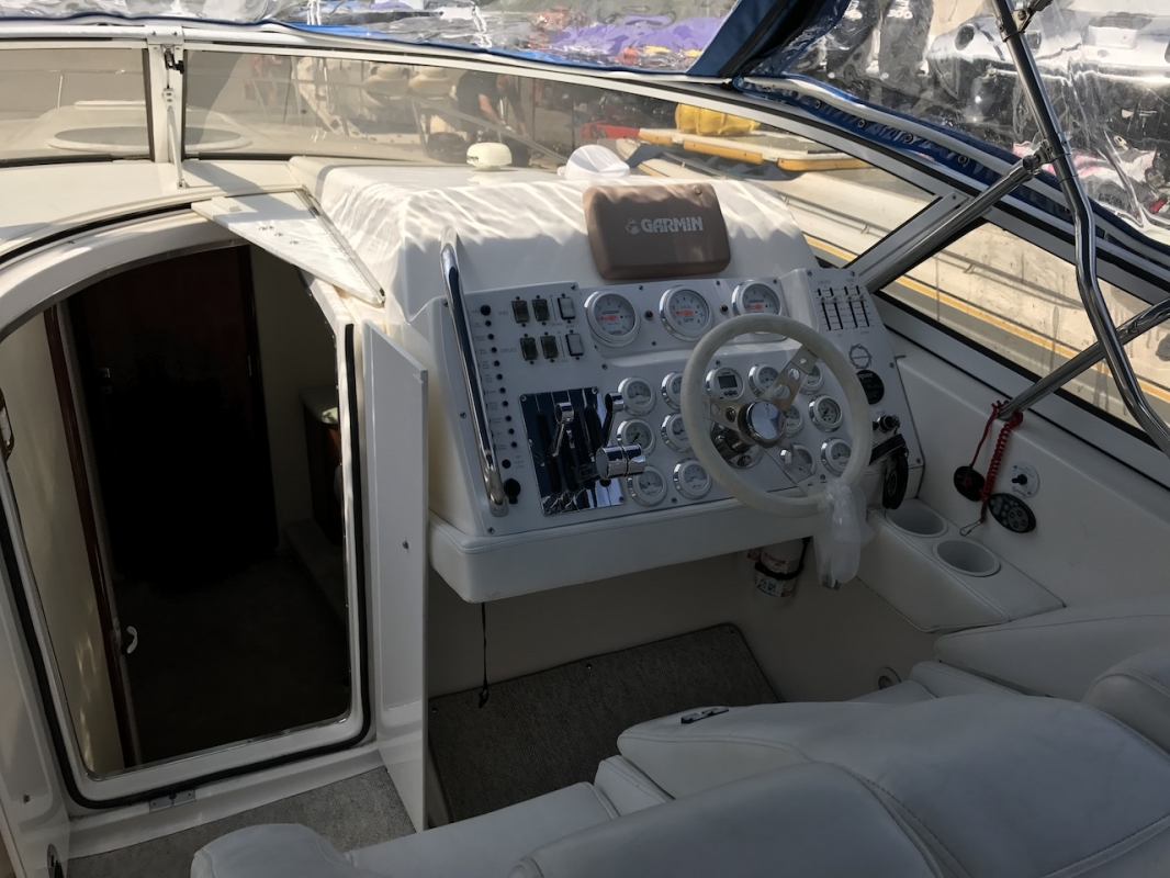 2004 Fountain 38 Express Cruiser - Boats for Sale > Price