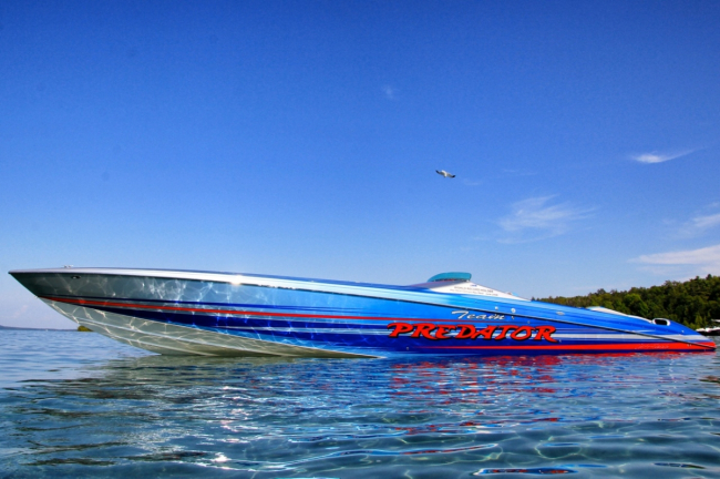 2009 Nor-tech 5000 Supervee Diesel: ONLY $269,900 USD!!